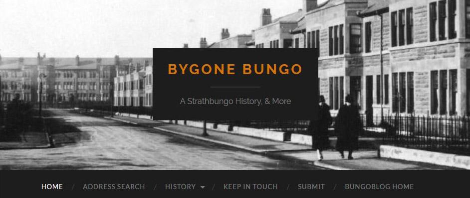 Bygone Bungo Website