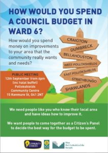 Ward 6 poster