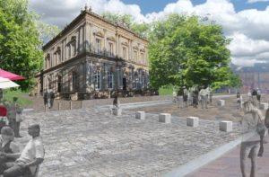 Shawlands Civic Square