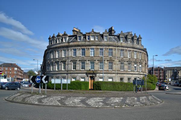 Strathbungo's Roundabout