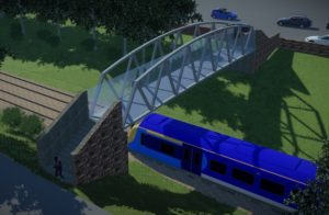 shows new bridge